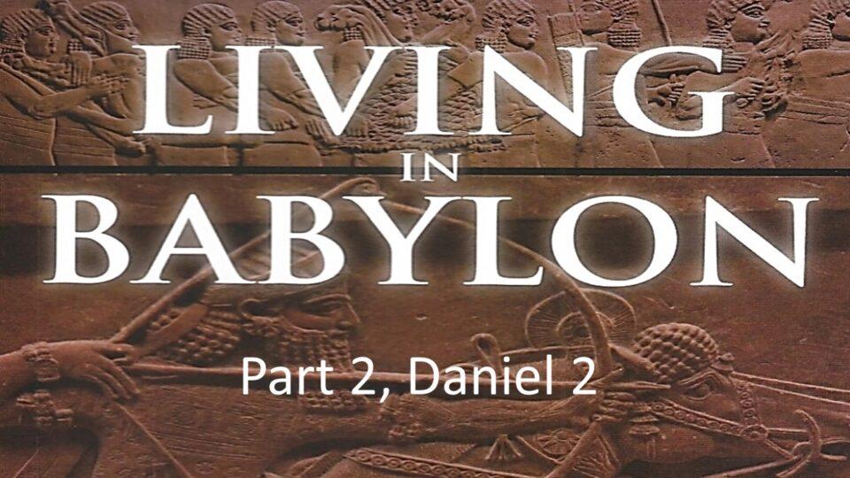 Living In Babylon part 2